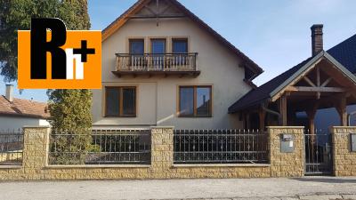 Žabokreky rodinná vila na prenájom - TOP ponuka