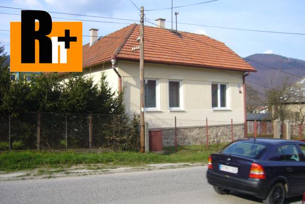 Foto Rodinný dom Vrútky na predaj