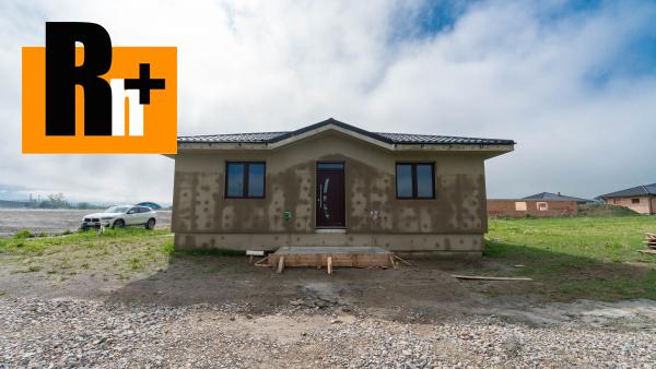 Foto Rodinný dom Mojš 4-izbový na predaj - novostavba
