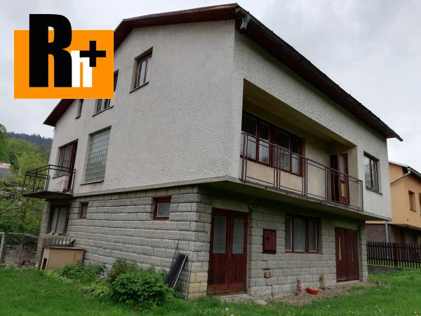 Foto Na predaj rodinný dom Oščadnica - holodom