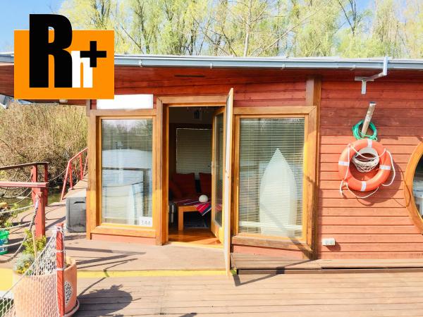 Foto Bratislava-Jarovce Hausboat na predaj iný objekt na bývanie a rekreáciu - TOP ponuka