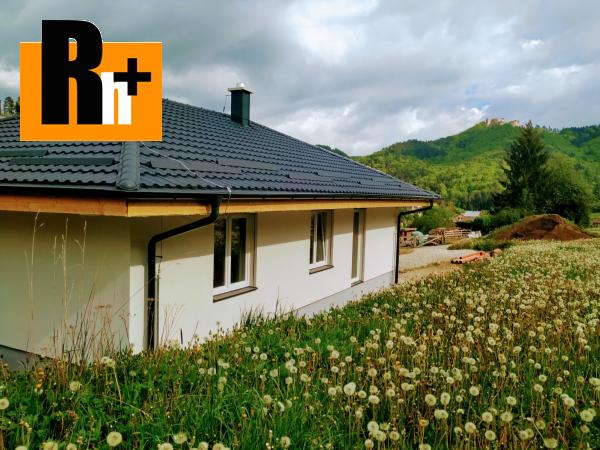 Foto Lietava NA KĽÚČ 4-izbový na predaj rodinný dom - rezervované