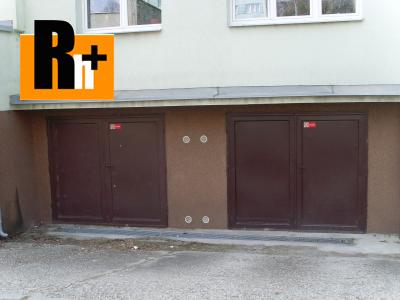 Garáž Ostrava Výškovice na prodej - snížená cena