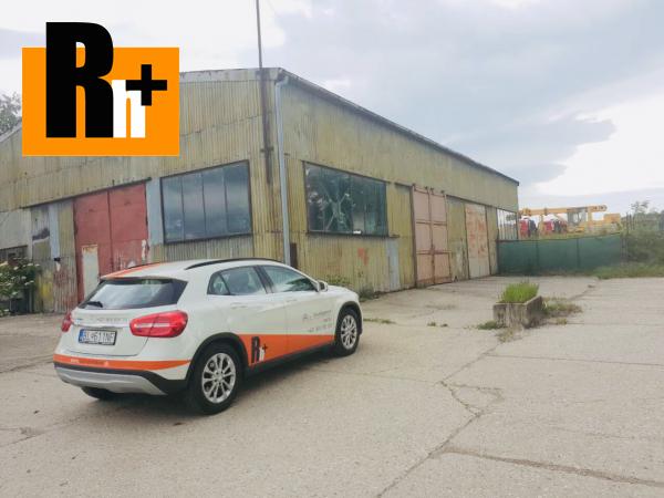 Foto Na predaj priemyselný areál Bratislava-Ružinov Prístavná - TOP ponuka