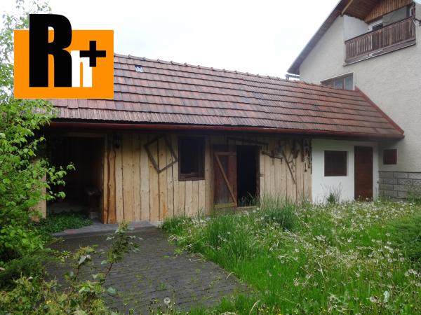 2. obrázok Lúčky stred obce vidiecky dom na predaj