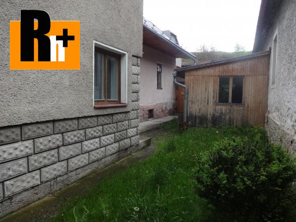 3. obrázok Lúčky stred obce vidiecky dom na predaj