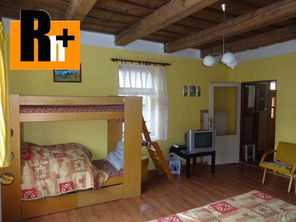 4. obrázok Lúčky stred obce vidiecky dom na predaj
