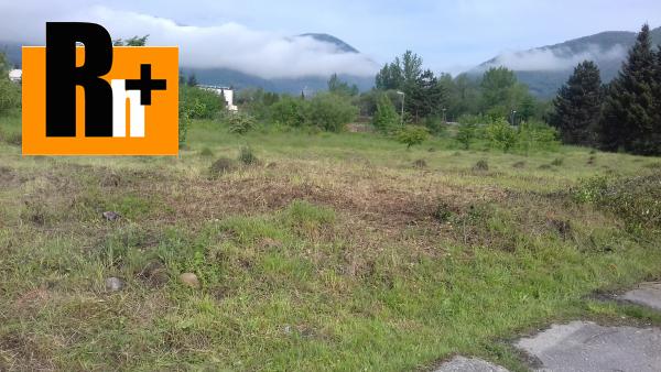 2. obrázok Vrútky Dielenská Kružná na predaj trvalý trávnatý porast - TOP ponuka