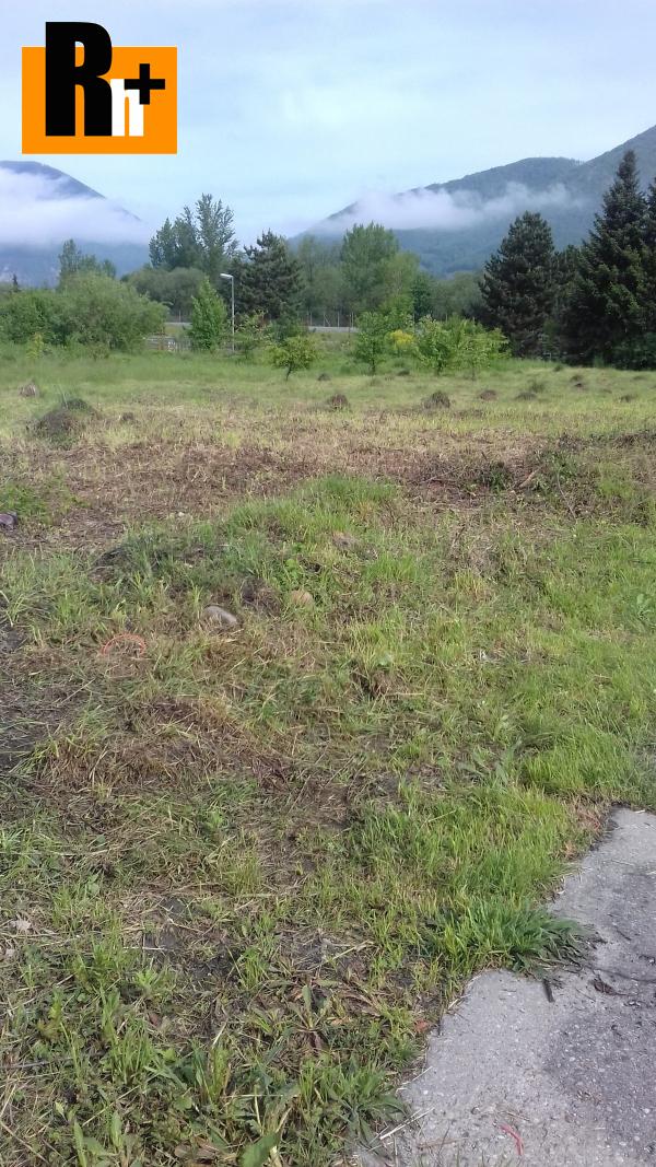3. obrázok Vrútky Dielenská Kružná na predaj trvalý trávnatý porast - TOP ponuka