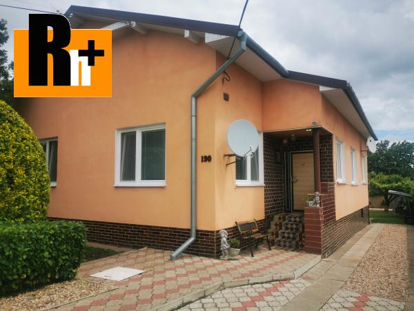 Foto Na predaj Malčice . rodinný dom - zrekonštruovaný