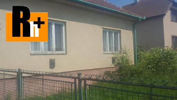 Foto Na predaj Zamarovce rodinný dom