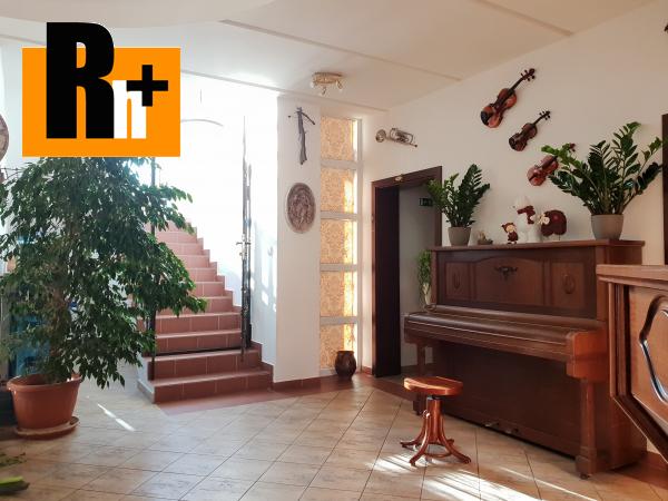 2. obrázok Na predaj penzión Slovenský Grob s rodinným domom Hlavná - TOP ponuka