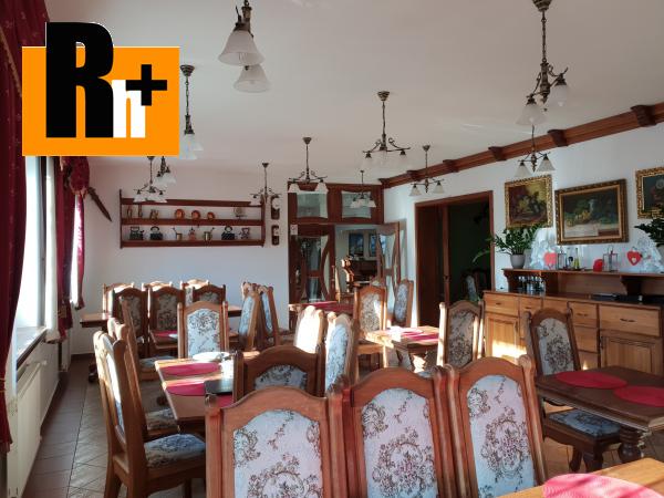 8. obrázok Na predaj penzión Slovenský Grob s rodinným domom Hlavná - TOP ponuka