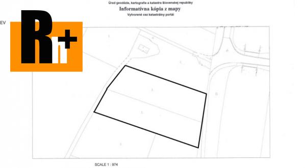 2. obrázok Na predaj lesné pozemky Bratislava-Čunovo Čuňovo - TOP ponuka