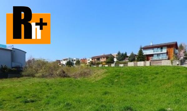 Foto Pozemok pre bývanie Bratislava-Rača Popolná na predaj - TOP ponuka