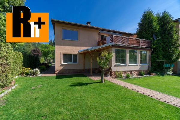 Foto Rodinný dom na predaj Martin 866m2 Stráne - TOP ponuka