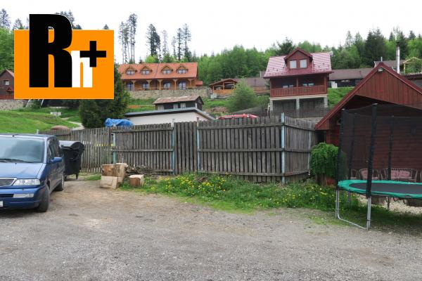 2. obrázok Na predaj zastavané plochy a nádvoria Dedinky - rekreačná oblasť v Slovenskom raji -