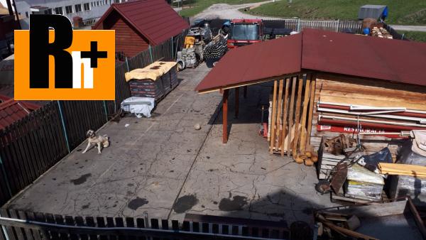 4. obrázok Na predaj zastavané plochy a nádvoria Dedinky - rekreačná oblasť v Slovenskom raji -