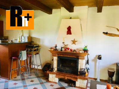 Žilina Brodno chata na predaj - rezervované