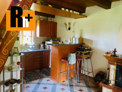 Žilina Brodno chata na predaj - rezervované 1