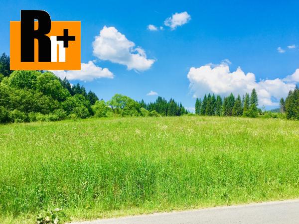 Foto Rudina slnečný na predaj pozemok pre bývanie - TOP ponuka