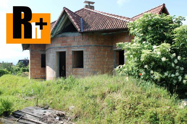 2. obrázok Rodinný dom na predaj Drietoma stred obce - exkluzívne v Rh+