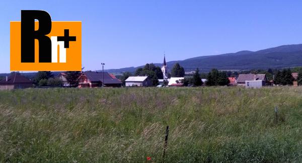 Foto Malinová pozemok pre bývanie na predaj - rezervované