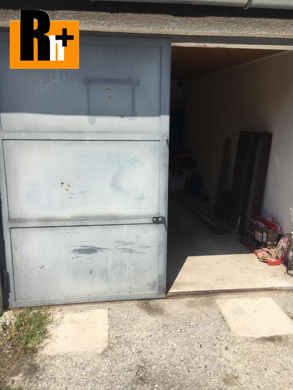 Foto Na predaj Martin Sever garáž jednotlivá