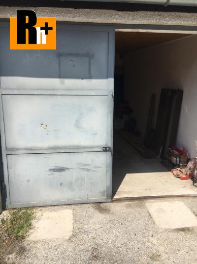 Na predaj Martin Sever garáž jednotlivá