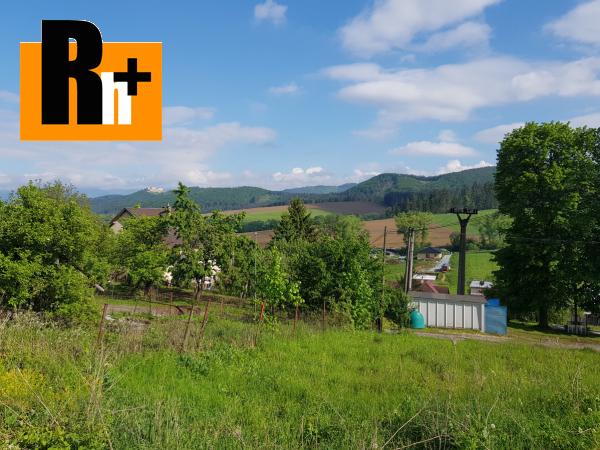 Foto Na predaj Žilina Podhorie 946m2 pozemok pre bývanie - TOP ponuka