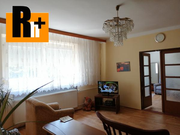 Foto Na predaj rodinný dom Bratislava-Záhorská Bystrica Čsl. tankistov - TOP ponuka