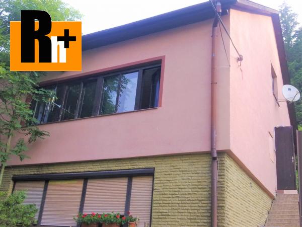 3. obrázok Trenčianske Teplice Ľudmily Podjavorinskej rodinný dom na predaj - znížená cena