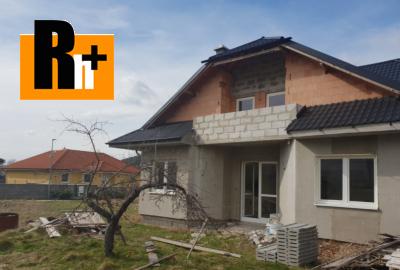 Na predaj Plavecký Mikuláš Hlavná rodinná vila - TOP ponuka