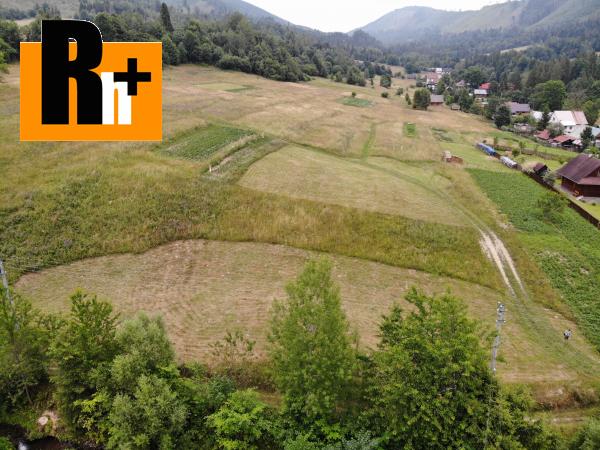Foto Pozemok pre bývanie na predaj Nová Bystrica Vychylovka 6059m2 - TOP ponuka