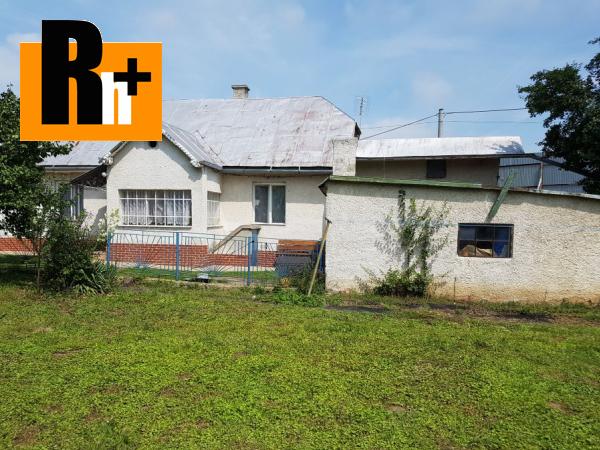 Foto Na predaj rodinný dom Čaňa .