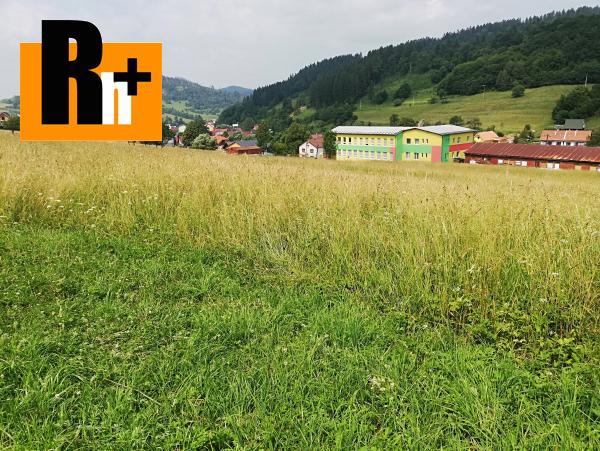 Foto Pozemok pre bývanie Horný Vadičov na predaj -
