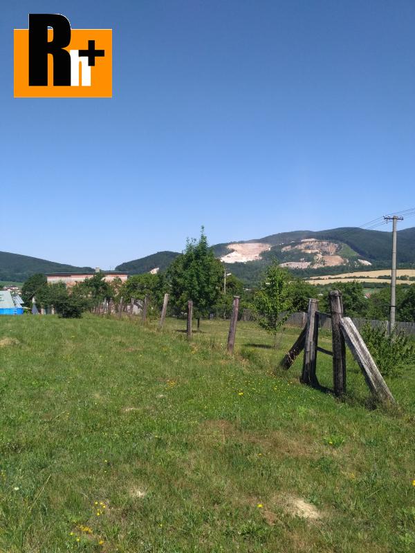 4. obrázok Na predaj Trenčianske Jastrabie , pozemok pre bývanie - exkluzívne v Rh+