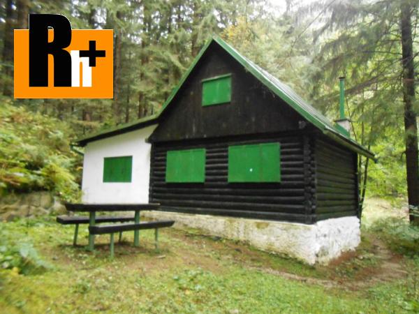 2. obrázok Strečno pod hradom chata na predaj - exkluzívne v Rh+