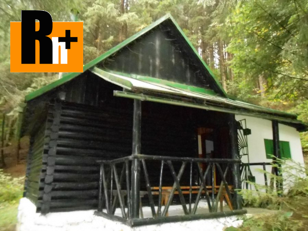 3. obrázok Strečno pod hradom chata na predaj - exkluzívne v Rh+