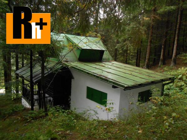 4. obrázok Strečno pod hradom chata na predaj - exkluzívne v Rh+