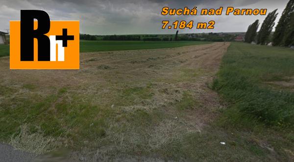 Foto Pozemok pre bývanie Suchá nad Parnou na predaj - 7184m2