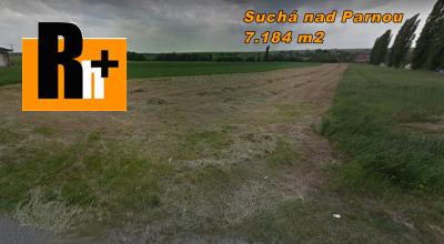 Pozemok pre bývanie Suchá nad Parnou na predaj - 7184m2