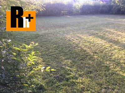 Suchá nad Parnou pri Suchonskej priehrade pozemok pre bývanie na predaj - TOP ponuka