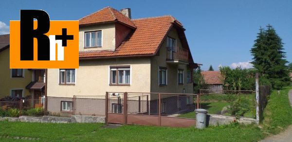 19. obrázok Vysoké Tatry Važec rodinný dom na predaj -