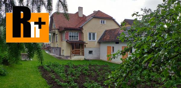 2. obrázok Vysoké Tatry Važec rodinný dom na predaj -