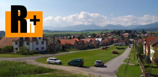 20. obrázok Vysoké Tatry Važec rodinný dom na predaj -