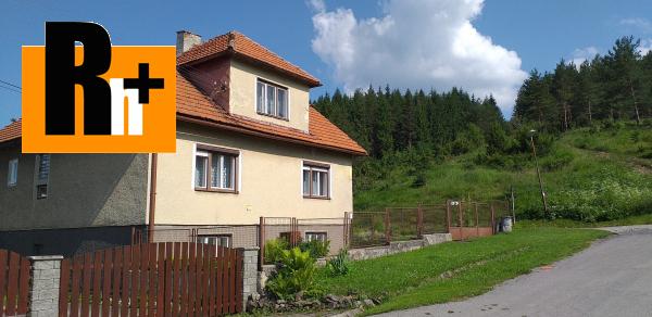 4. obrázok Vysoké Tatry Važec rodinný dom na predaj -