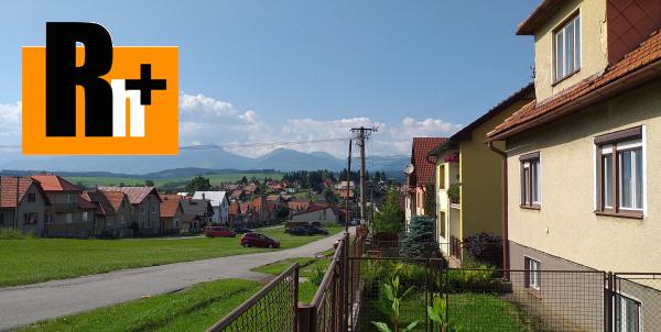 5. obrázok Vysoké Tatry Važec rodinný dom na predaj -