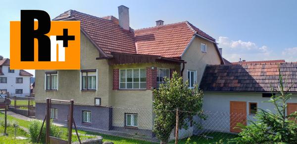 6. obrázok Vysoké Tatry Važec rodinný dom na predaj -