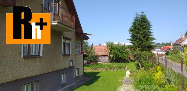 7. obrázok Vysoké Tatry Važec rodinný dom na predaj -